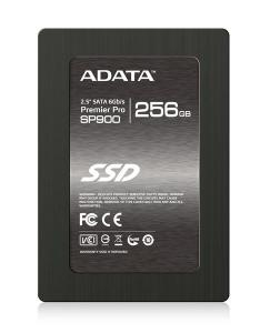 "256GB A-Data SATA3 2.5"", MLC, SP900, Premier Pro-series, SF-2281, 555/530 MB/s"
