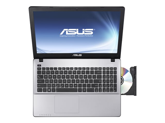 "Gaming bärbar ASUS X550JK-DM251H - 15.6"" - Core i5 4200H - Windows 8.1 64-bit - 8 GB RAM - 240 GB SS"