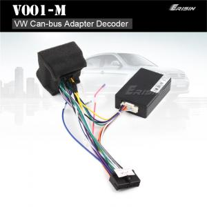 Can-bus Adapter Decoder for our VW Car DVD Player