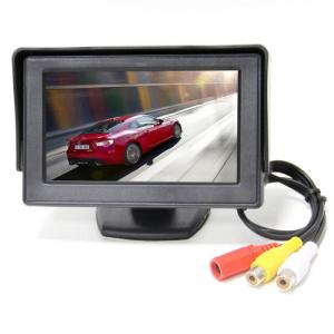 4.3 inch rear view car lcd monitor