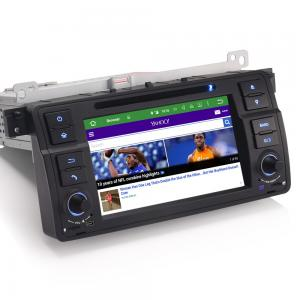 "7"" Android 5.1 Car DVD Player DAB+ for BMW E46"