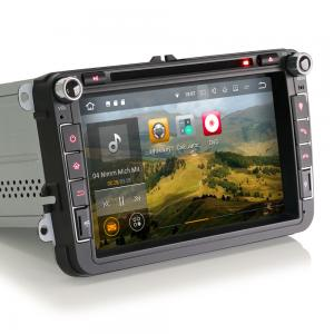 """8"""" Android 7.1 Car DAB+ GPS Stereo System for VW Passat CC Eos"""