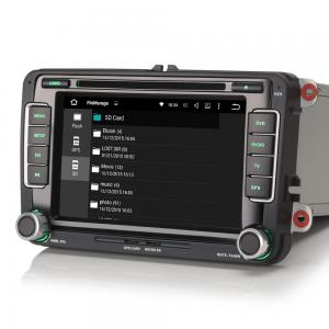"""Erisin ES4698V 7"""" 4-Core Android 5.1 Car DVD GPS Sat DAB+ IN for VW"""