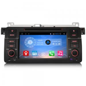 "Car Radio 7"" BMW E46 Android 6.0 GPS Sat Nav DVD Player"