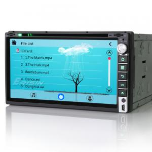 "Erisin ES6005M 6.95"" 2 Din Car DVD Player 3G"