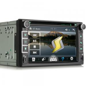"Erisin ES6536G 6.2"" 2 Din Car DVD Player GPS RDS"