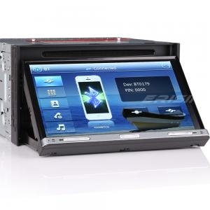 "Erisin ES7051M 7"" 2 Din Win8 UI Car DVD Player"