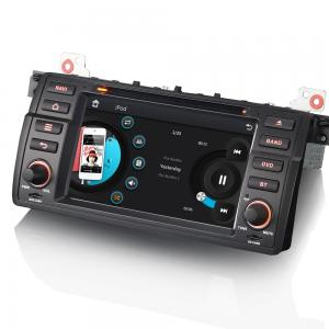 "7"" MTK Car DVD Player GPS 3G for BMW E46"