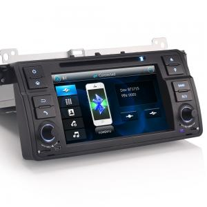 "7"" Car DVD GPS 3G Bluetooth for BMW E46"