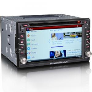 "Erisin ES7610M 6.2"" 2 Din Car DVD Player 3G GPS"