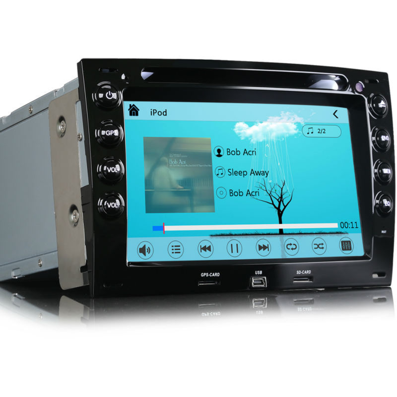 "7"" Car DVD Player for RENAULT"