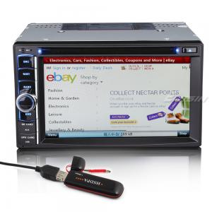 "Erisin ES890G 6.2"" Car DVD Radio Player Nav GPS TV 3G"