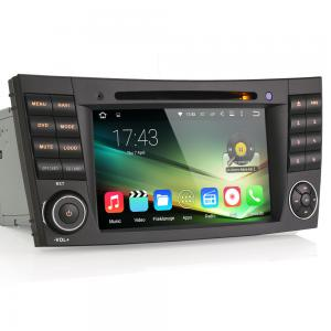 """ES4501B 7"""" Quad Core Android 5.1 Car DVD DAB+ GPS for Benz G/E/CLS Class"""