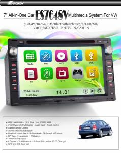 "7"" Bil DVD GPS FOR VW LUPO POLO T5 SHARAN JETTA SKODA FORD PEUGEOT307 SEAT"
