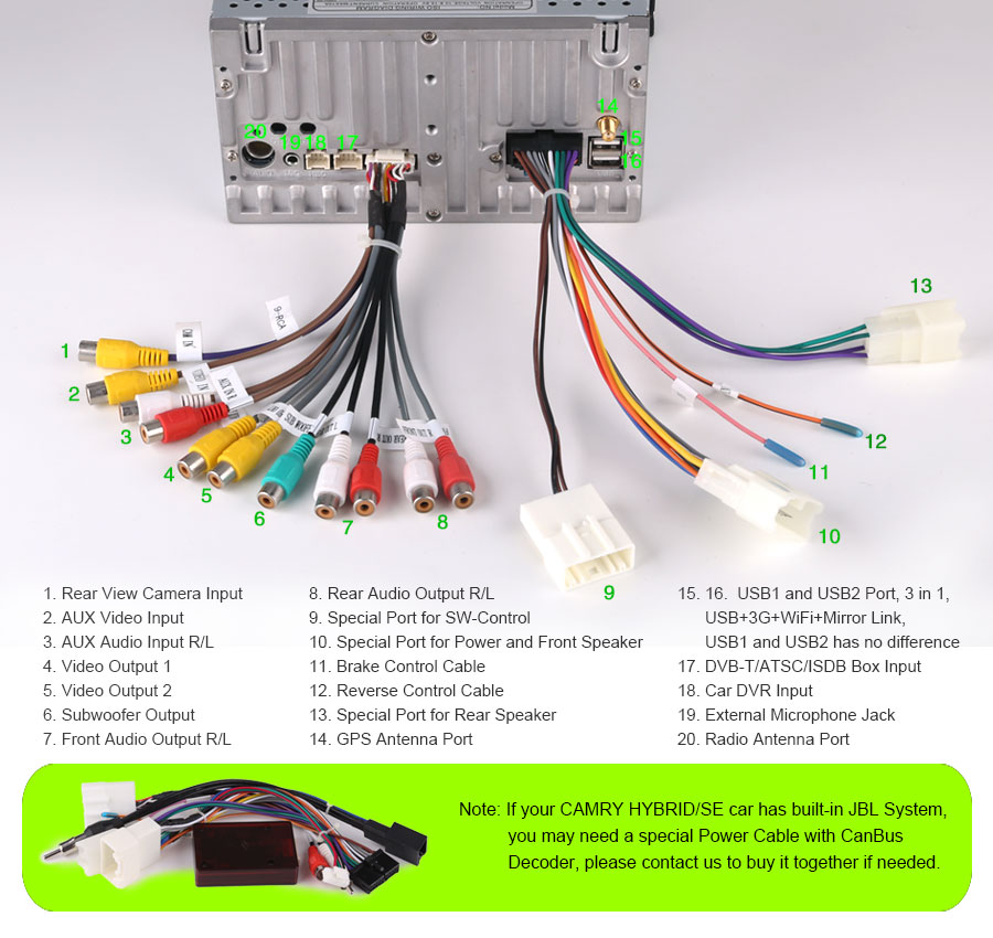 Dual Cd Player Wiring Diagram