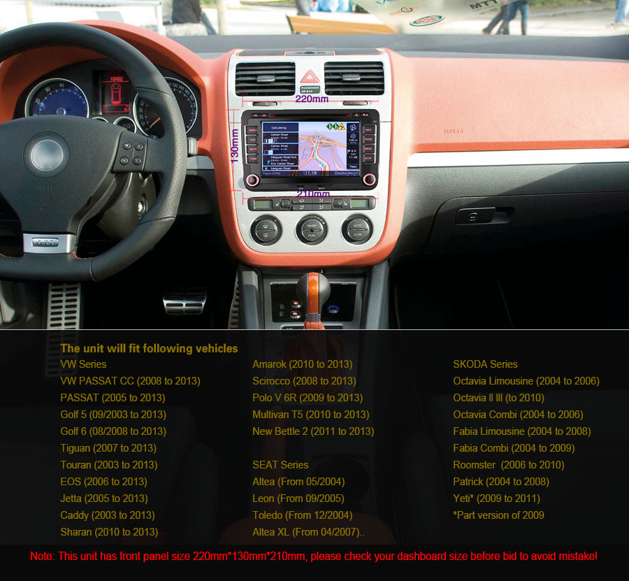 2013 vw tiguan radio manual