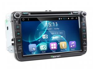 8 Inch Android 6.0 car navigation for Volkswagen without CD/DVD function