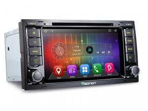 7-Inch Android 6.0 car navigation for Volkswagen support External DAB+ Box (V0054) without CD/DVD fu