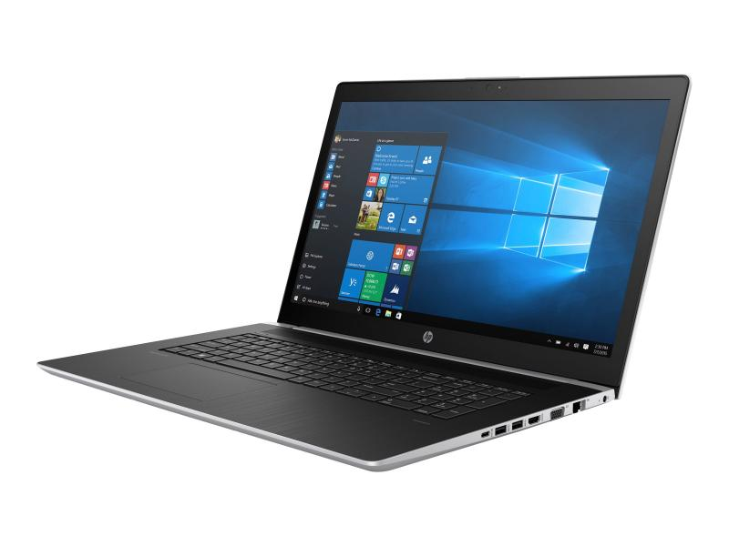 "HP ProBook 17.3"" I5-8250U 8GB 256GB 930MX / Graphics 620 Windows 10 Pro 64-bit"