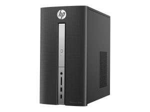 HP Pavilion 570-p081no Minitower I5-7400 8GB 256GB Windows 10 Home 64-bit