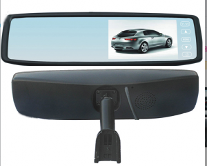 KIA CARNIVAL 2010 backspegel monitor