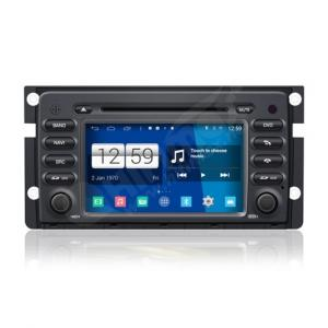 7 inch Android Autoradio DVD GPS Navigation for Mercedes Benz Smart for Two (2007-2013)