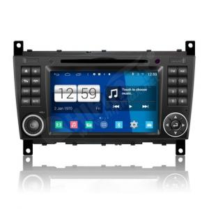 "7"" Android DVD GPS Navi Head unit for Mercedes Benz C W203(04-07)/GLC(08-10)/G-W467(04-08)"