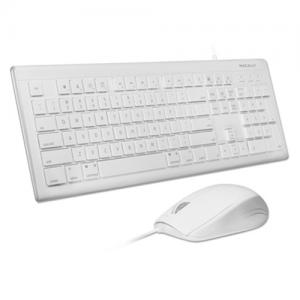 103 Key Full-Size USB Keyboard and 3 Button USB Optical Mouse Combo