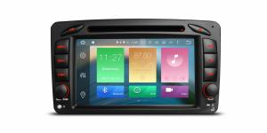 "7"" Octa-Core 32GB + 2G RAM Android 6.0 Multi Touch Screen Car DVD Player Custom Fit"