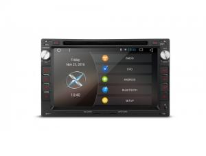 """7"""" Android 6.0 Marshmallow HD Digital Multi-touch Screen 1080P Video Car DVD Player Custom Fit for V"""