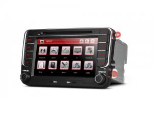 """7"""" HD Digital Touch Screen Dual CANbus GPS Navigator Car DVD Player with Screen Mirroring Function f"""
