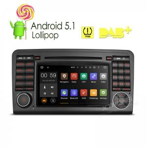 """7""""Android 5.1 Lollipop 64 Bit Operating System Quad Core Car DVD Player with Screen Mirroring Functi"""