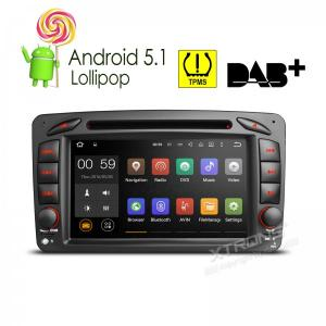 """7""""Android 5.1 Lollipop 64-bit Operating System Quad Core Car DVD Player with Screen Mirroring Functi"""