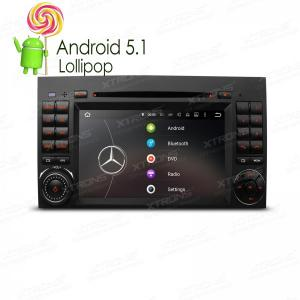 """7""""Android 5.1 Lollipop Quad Core Multi-touch Screen Car DVD Player with Full RCA Output & Screen Mir"""