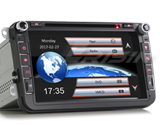 "Erisin ES8115V 8"" Car Multimedia Player GPS 3G Bluetooth for VW"