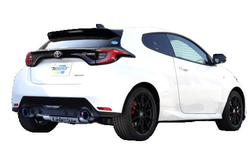 GR Yaris 2020+ Cat-Back Avassystem Comfort Sport GTS Greddy