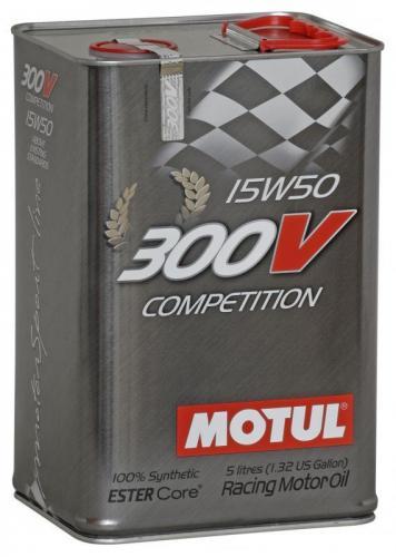 Motul 300V Competition 15w50 5 L