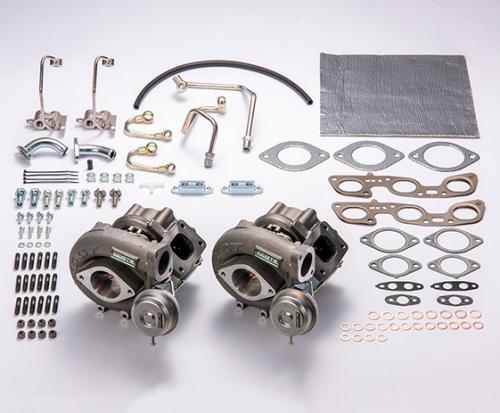 GT3-2530 Turbo Uppgradering RB26 HKS