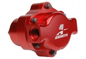 Billet Belt Drive Fuel Pump  See P/N 17140 or 17241 for pump with mounting bracket, pulleys and hardware. Aeromotive