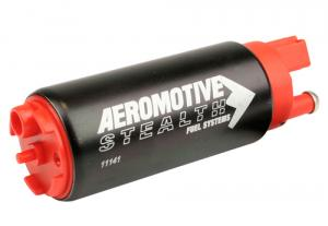 340 Series Stealth In-Tank Fuel Pump, Offset Inlet Aeromotive