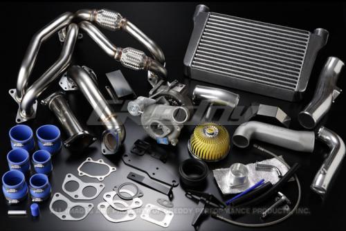 BRZ / GT86 2012+ Turbo-Kit (T620Z-Turbo) GReddy