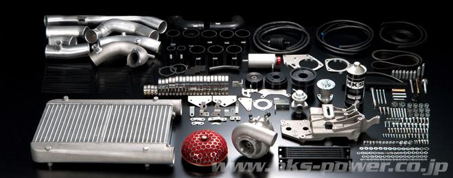 350Z FAIRLADY Z UA-,CBA-Z33 HKS GT PRO Supercharger Kit