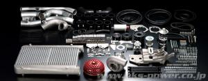 350Z FAIRLADY Z UA-,CBA-Z33  HKS GT PRO Supercharger Kit