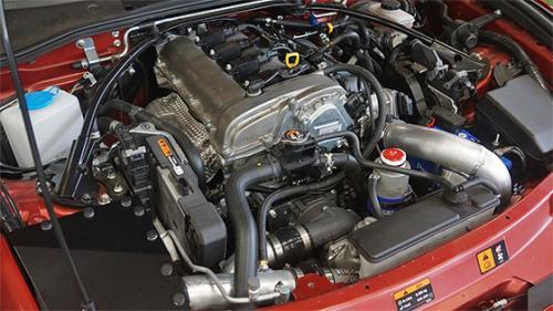 MX-5 ND 16-18 GT2 Supercharger Pro Kit HKS