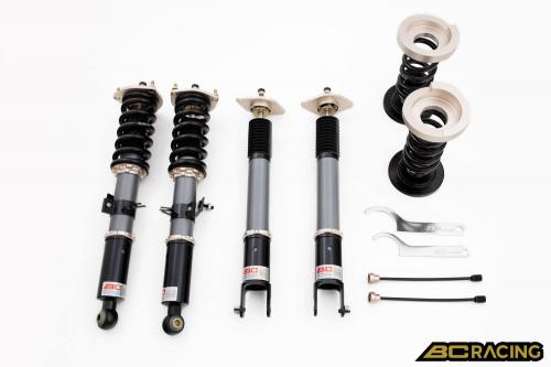 M3/M4 (3-BOLT) F80/F82 14+ Coilovers BC-Racing DS Typ DN