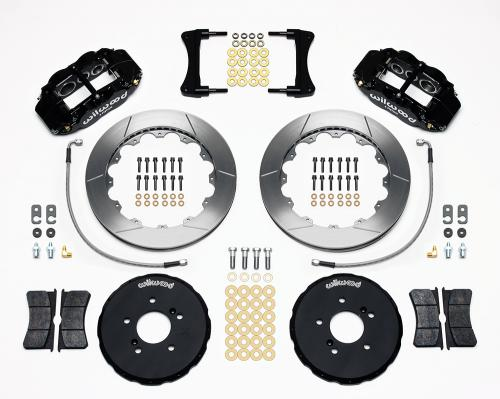 Camaro 16+ Främre Big Brake Kit Aero6 Wilwood