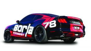 Ford Mustang GT 5.0L V8 15-17 Borla Atak S Cat-Back