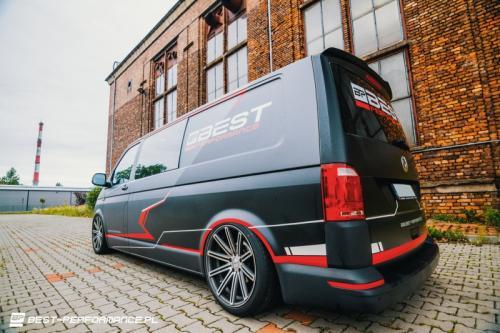 VW Transporter T6 Vingextension Maxton Design