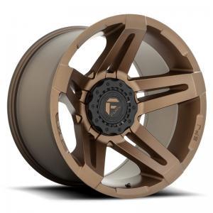 Fuel 1PC SFJ 20X12 ET-44 5X114.3/5X127 Matt Brons