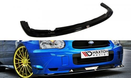 Impreza WRX STi 03-06 Frontsplitter Maxton Design